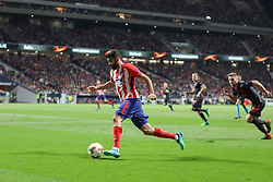 May 3, 2018 - Madrid, Spain - DIEGO COSTA of Atletico de Madrid during the UEFA Europa League, semi final, 2nd leg football match between Atletico de Madrid and Arsenal FC on May 3, 2018 at Metropolitano stadium in Madrid, Spain (Credit Image: © Manuel Blondeau via ZUMA Wire)