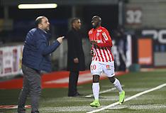 Nancy vs Lille - 12 March 2017