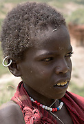 Masai girl the Ngorongoro Conservation Area or NCA is a conservation area situated 180 km west of Arusha in the Crater Highlands area of Tanzania.