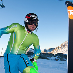 20101029: AUT, Alpine Skiing - Training of Slovenian and Austrian National Ski team