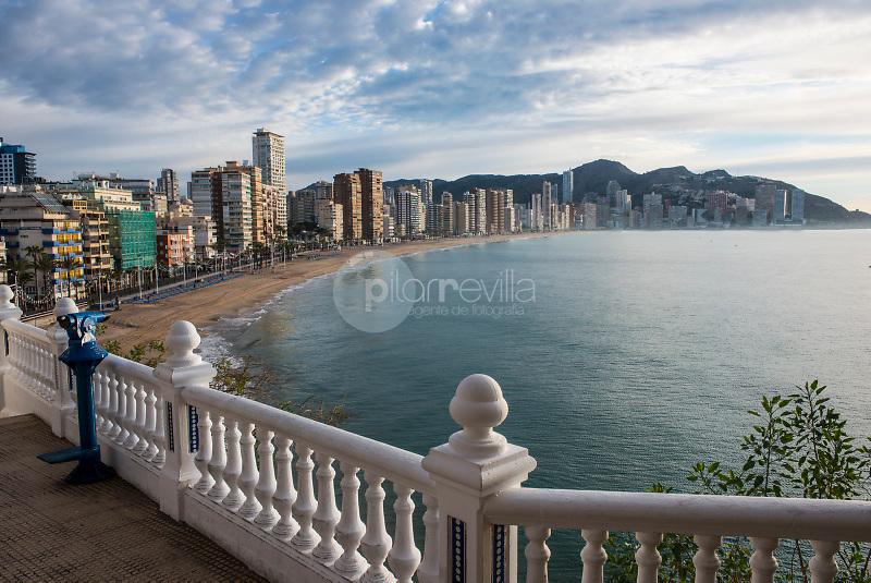 Benidorm. Alicante. España ©Antonio Real Hurtado / PILAR REVILLA ©Antonio Real Hurtado / PILAR REVILLA
