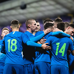 20201117: SLO, Football - Friendly match, Slovenia U21 vs Russia U21