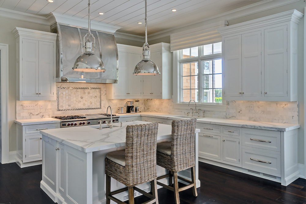 Kitchen, Cross Hwy, Long Island, East Hampton, New York