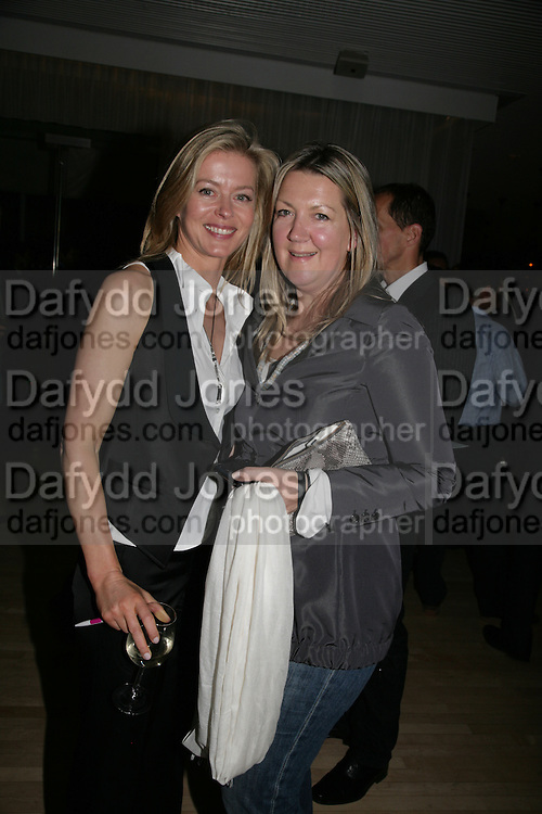 Lady Helen Taylor and Vance Thompson, An Evening At Sanderson,  Sanderson Hotel, 50 Berners Street, London, W1, Charity reception now in its seventh year raising money for CLIC Sargent.15 May 2007. -DO NOT ARCHIVE-© Copyright Photograph by Dafydd Jones. 248 Clapham Rd. London SW9 0PZ. Tel 0207 820 0771. www.dafjones.com.