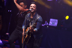 July 26, 2018 - July 26, 2018 (Marbella, Malaga) The Puerto Rican singer Luis Fonsi has finished his tour in Spain at the Starlite Festival in Marbella, where thousands of people enjoy the latest chords of the artist as part of his ''Love and Dance World Tour' (Credit Image: © Lorenzo Carnero via ZUMA Wire)