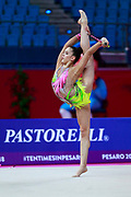Berezina Polina was born in Moscow in Russia on December 5th 1997, she has been living in Spain near Alicante for some years, her team is Club Torrevieja and she is coached by Mónica Ferrández.