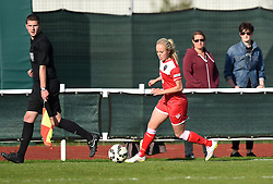 Bristol Academy's Nadia Lawrence - Mandatory by-line: Paul Knight/JMP - 25/07/2015 - SPORT - FOOTBALL - Bristol, England - Stoke Gifford Stadium - Bristol Academy Women v Sunderland AFC Ladies - FA Women's Super League