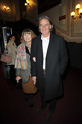 Sir Paul & Lady Smith at the opening night of Totem by Cirque du Soleil held at The Royal Albert Hall, London on 5th January 2011.