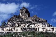 Mayan ruins of Xunantunich, Belize, Central America