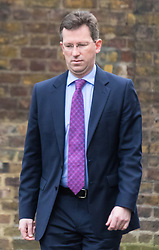 Downing Street, London, November 17th 2015. Communities Secretary Greg Clark arrives at Downing Street for the weekly cabinet meeting.