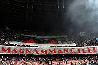 Tifosi Napoli supporters <br /> Napoli 07-05-2015 Stadio San Paolo, Football Calcio Europa League 2014/2015 Semi Final Napoli Dnipro Foto Andrea Staccioli / Insidefoto
