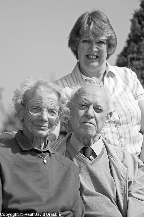 Family Portrait.. April 2011.Images © Paul David Drabble