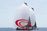Cape 31 Sailing. Image by Greg Beadle