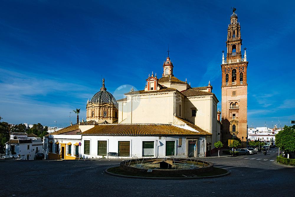 Iglesia de San Pedro. Carmona