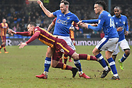 Oldham Athletic v Bradford City 030218