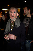 Chris Moore, Party hosted by Isabella Blow in honour of Shaun Leane to celebrate his jewelry collection. Liberty's. London. 8 December 2004. ONE TIME USE ONLY - DO NOT ARCHIVE  © Copyright Photograph by Dafydd Jones 66 Stockwell Park Rd. London SW9 0DA Tel 020 7733 0108 www.dafjones.com