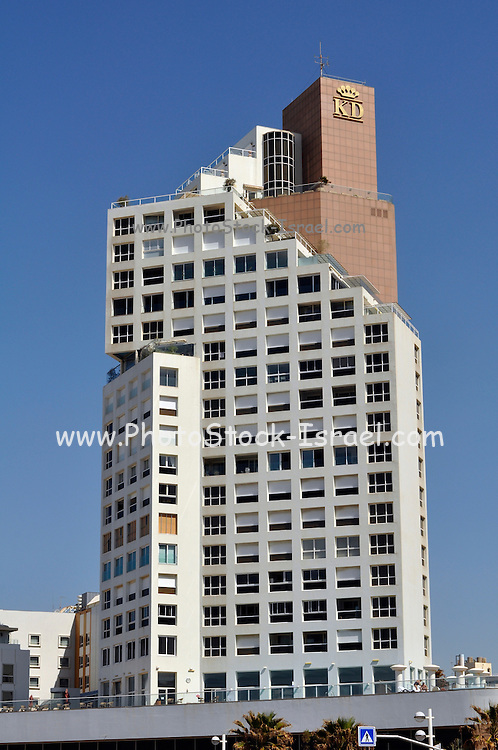 Israel, Tel Aviv, King David Hotel