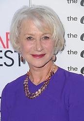 Helen Mirren bei der The Comedian Premiere in Los Angeles / 111116 ***The Comedian premiere, Los Angeles, 11 Nov 2016 ***