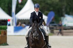 Hannon Lydia, (GBR), My Royal Touch<br /> Dressage - CCI 4* Luhmuhlen 2016<br /> © Hippo Foto - Jon Stroud<br /> 16/06/16