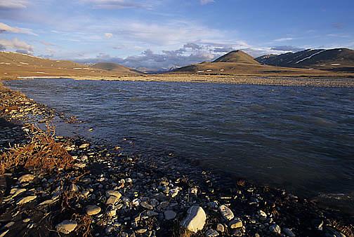 Alaska, Arctic National Wildlife Refuge, ANWR. Kongakut River.