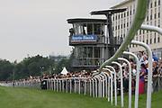 Horse Racing: Germany, Sparda-Derby-Week, Hamburg, 03.07.2013<br /> Fans<br /> © Torsten Helmke