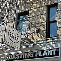 The Roasting Plant