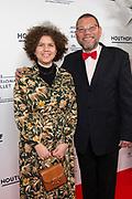 Wereldpremiere Frida in de Nationale Opera & Ballet.<br /> <br /> Op de foto:  Kenneth Herdigein en dochter