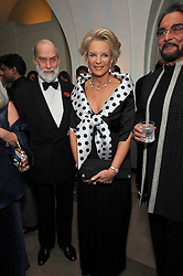 TRH PRINCE & PRINCESS MICHAEL OF KENT and KABIR BEDIat the Royal Rajasthan Gala 2009 benefiting the Indian Head Injury Foundation held at The Banqueting House, Whitehall, London on 9th November 2009.