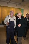 WILLIAM TILLYER, LEN TABNER, William Tillyer, 80th birthday exhibition. Bernard JacoBson. 28 Duke st. SW1 25 September 2018