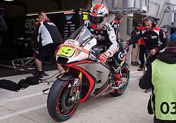 16.05.2015, Circuit, Le Mans, FRA, MotoGP, Grand Prix von Frankreich, Qualifying, im Bild 19 Alvaro Bautista (ESP) // during the Qualifying for MotoGP Monster Energy France Grand Prix at the Circuit in Le Mans, France on 2015/05/16. EXPA Pictures © 2015, PhotoCredit: EXPA/ Eibner-Pressefoto/ Stiefel<br /> <br /> *****ATTENTION - OUT of GER*****