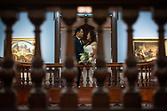 Sacramento Crocker Art Museum wedding photography by Kristina Cilia Photography