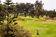 08-10-2015 -  Foto van Uitdagende holes bij Golf du Soleil in Agadir, Marokko. De 36 holes van Golf du Soleil werden ontworpen door Fernando Muela en Gerard Courbin.