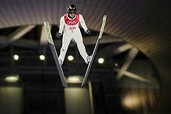 PYEONGCHANG-GUN, SOUTH KOREA - FEBRUARY 10: Peter Prevc of Slovenia competes during the Mens Ski Jumping - Normal Hill, Individual on day one of the PyeongChang 2018 Winter Olympic Games at Alpensia Ski Jumping Center on February 10, 2018 in Pyeongchang-gun, South Korea. Photo by Kim Jong-man / Sportida