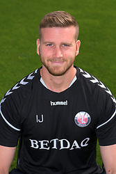 Ian Jones, First Team Strength and Conditioning Coach, Charlton Athletic.