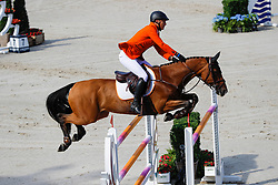 Houtzager Marc, NED, Sterrehofs Calimero<br /> European Championship Jumping<br /> Rotterdam 2019<br /> © Hippo Foto - Dirk Caremans