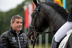 ROCKXFry Charlotte, GBR, Kjento<br /> World Championship Young Horses Verden 2021<br /> © Hippo Foto - Dirk Caremans<br />  28/08/2021