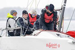 , Kiel - Maior 28.04. - 01.05.2018, J 70 - Charles - GER 1136 - Suzanne WILLIM - Schlei-Segel-Club e. V