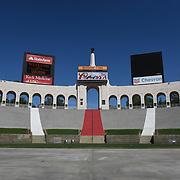USC Lacrosse v Stanford @ LA Coliseum