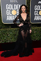 Catherine Zeta Jones attending the 75th Annual Golden Globes Awards held at the Beverly Hilton in Beverly Hills, in Los Angeles, CA, USA on January 7, 2018. Photo by Lionel Hahn/ABACAPRESS.COM attending the 75th Annual Golden Globes Awards held at the Beverly Hilton in Beverly Hills, in Los Angeles, CA, USA on January 7, 2018. Photo by Lionel Hahn/ABACAPRESS.COM