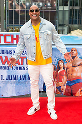 May 30, 2017 - Berlin, Berlin, Deutschland - Dwayne Johnson beim Photocall zum Kinofilm 'Baywatch' im Sony Center. Berlin, 30.05.2017 (Credit Image: © Future-Image via ZUMA Press)