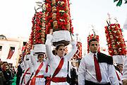 Festa dos Tabuleiros, Tomar