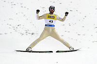 Kombinert , 4. desember 2011 ,  , verdenscup . Magnus Moan (NOR)<br /> Norway only