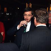 CDA verkiezingsbijeenkomst Hilversum, premier Jan Peter Balkenende