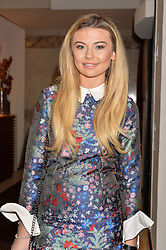 Georgia Toffolo at the Debrett's 500 Party recognising Britain's 500 most influential people, held at BAFTA, 195 Piccadilly, London England. 23 January 2017.<br /> No UK magazines - contact www.silverhubmedia.com