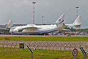 Antonov An-225 Mriya in flight
