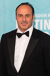 © Licensed to London News Pictures. 17/11/2017.  London, UK. Former footballer RAMON VEGA attends the Football For Peace Inaugural Ball held at Guildhall. Photo credit: Ray Tang/LNP