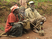 Africa, Ethiopia, Omo Valley Welayta people