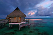 Pearl Beach Resort, Tikehau, Archipiélago Tuamotu, Polinesia Francesa