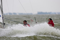Torben Grael and Marcelo Ferreira, BRA, Star, Day 5, May 28th, Delta Lloyd Regatta in Medemblik, The Netherlands (26/30 May 2011).