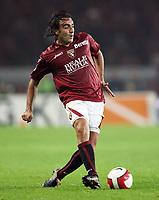 """Torino 29/9/2007 Stadio """"Olimpico""""<br /> Campionato Italiano Serie A<br /> Matchday 6 - Torino-Juventus (0-1)<br /> Simone Barone (Torino)<br /> Photo Luca Pagliaricci INSIDE"""